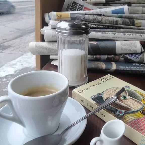 Café littéraire de Patricia Lamas