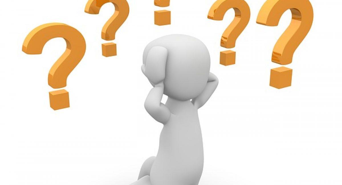 Écrire un article de blog rapidement. Prenez une question.